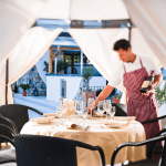 Da Luciano Pulheim: Italienische Küche