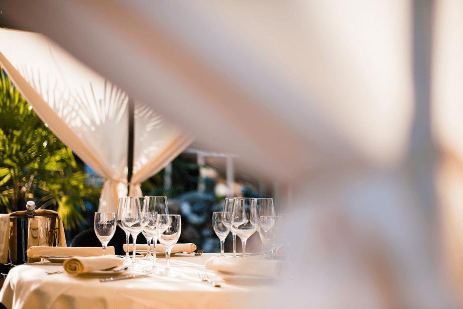 Gemütlich-stilvolles Ambiente im Da Luciano Pulheim