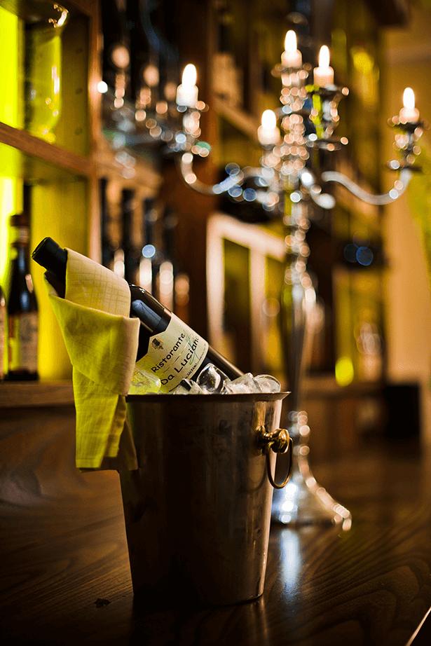 Italienische Weine Da Luciano Pulheim