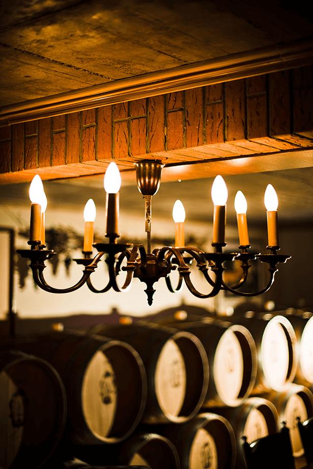 Events Pulheim: Weinkeller des Da Luciano
