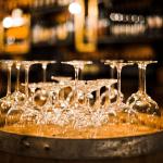 Weinkeller für Events im Da Luciano Pulheim
