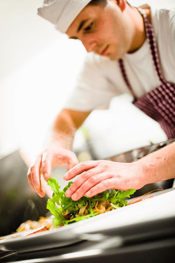 Kreative italienische Gerichte im Da Luciano Pulheim