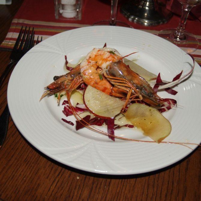Ristorante Da Luciano Pulheim: Live Cooking Event