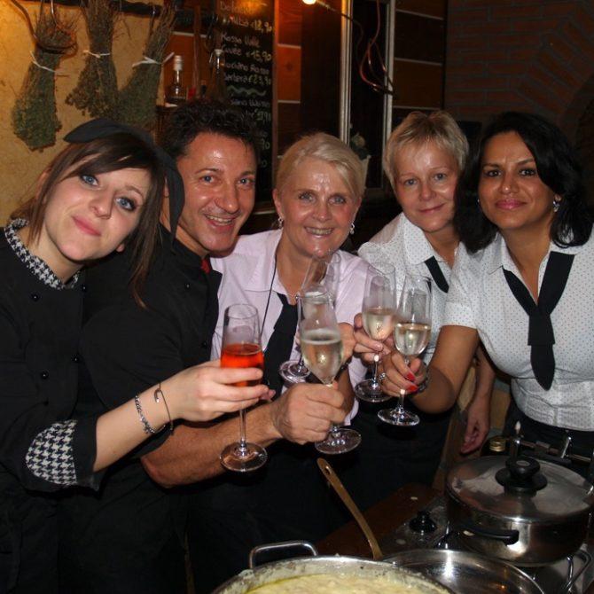 LiveCooking DaLuciano Pulheim: Das Team