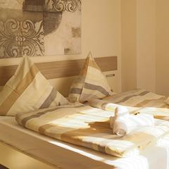 Hotel Amalfi Pulheim - Doppelzimmer
